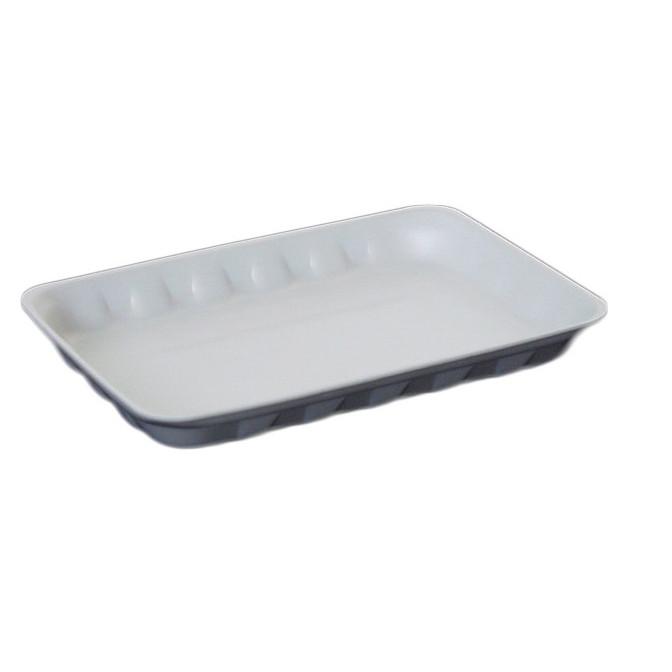 Skumbakke hvid - 175 x 135 x 25 mm. - 870 stk. - T70025000