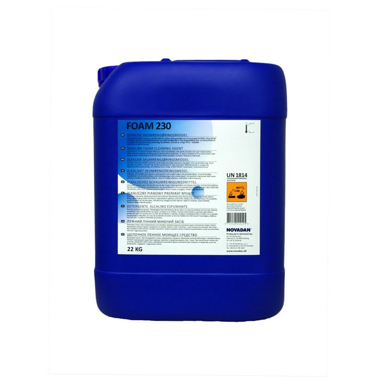 Skumrengøringsmiddel Foam 230 12419 22kg