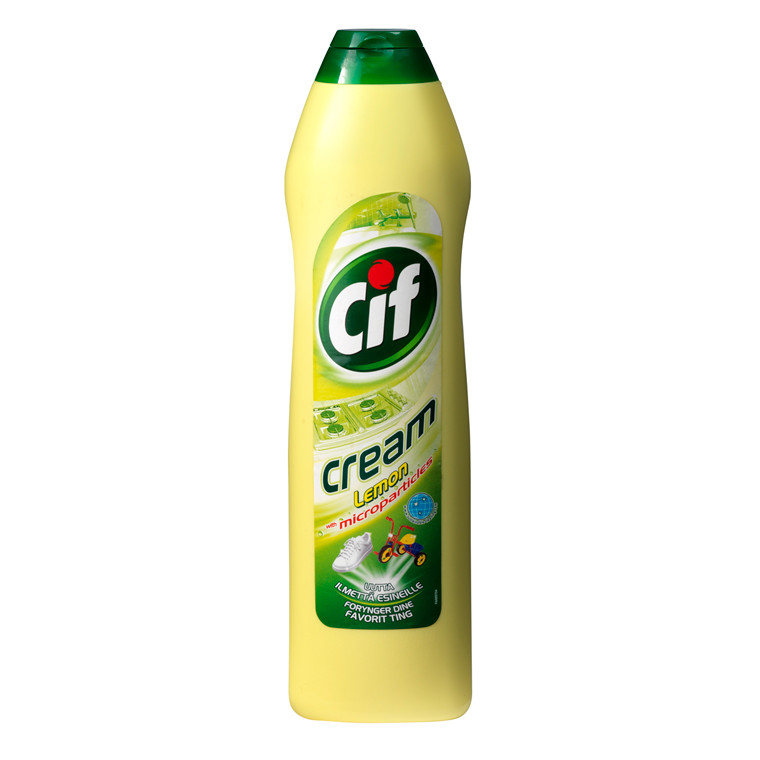 Cif Cream Lemon - Skurecreme 500 ml