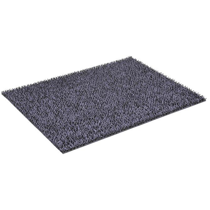 Smudsmåtte FinnTurf | Grå 60 x 90 cm