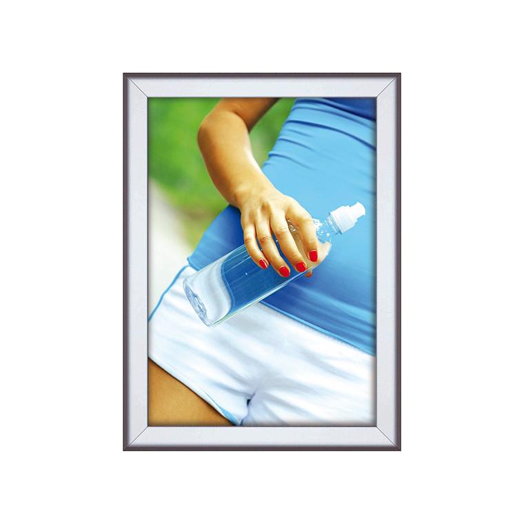 Snap Frame A3 til væg - Med 32 mm aluramme