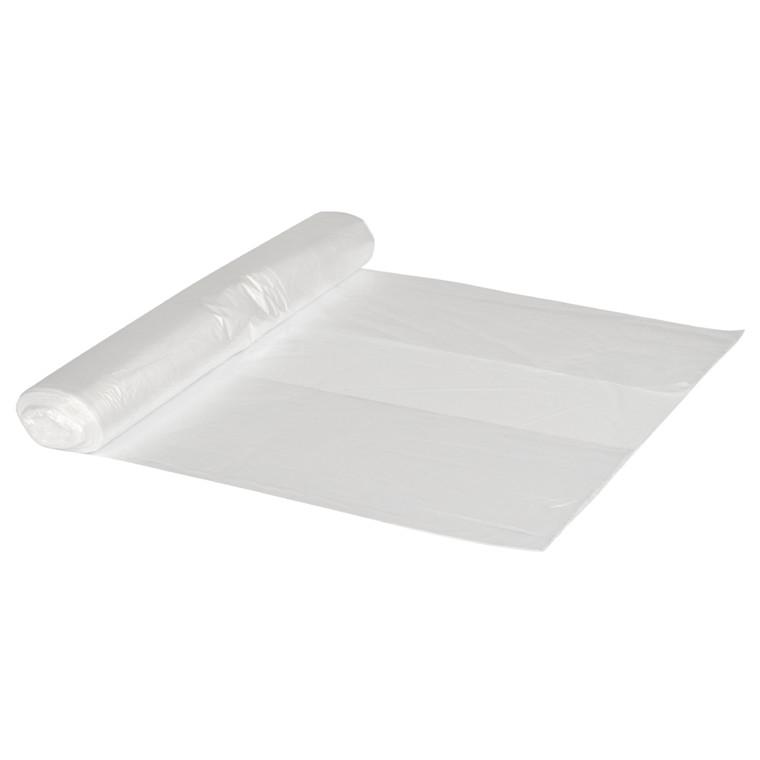 Spandeposer i HDPE klare 50 liter - 650 x 700 mm 50 poser i rullen