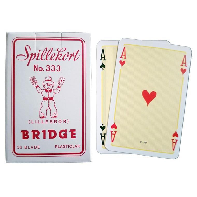 Spillekort - Lillebror - Nummer 333