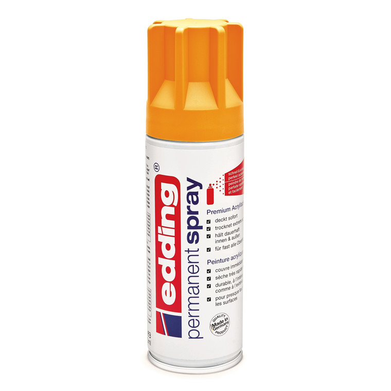 Spray Edding 906 200 ml - mat sunny yellow