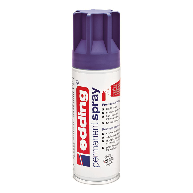 Spray Edding lilac mat - 200 ml 908