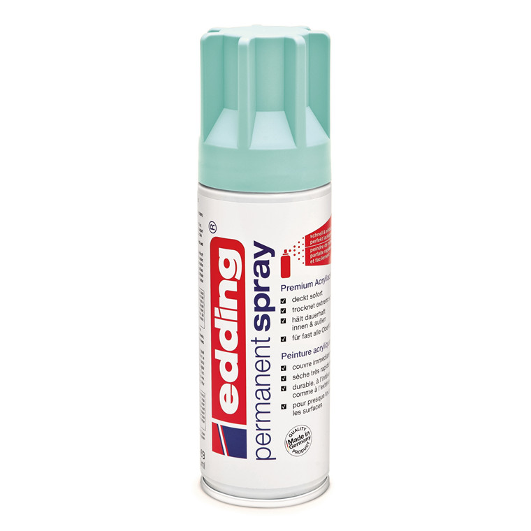 Spray Edding pastel blå mat - 916 200 ml