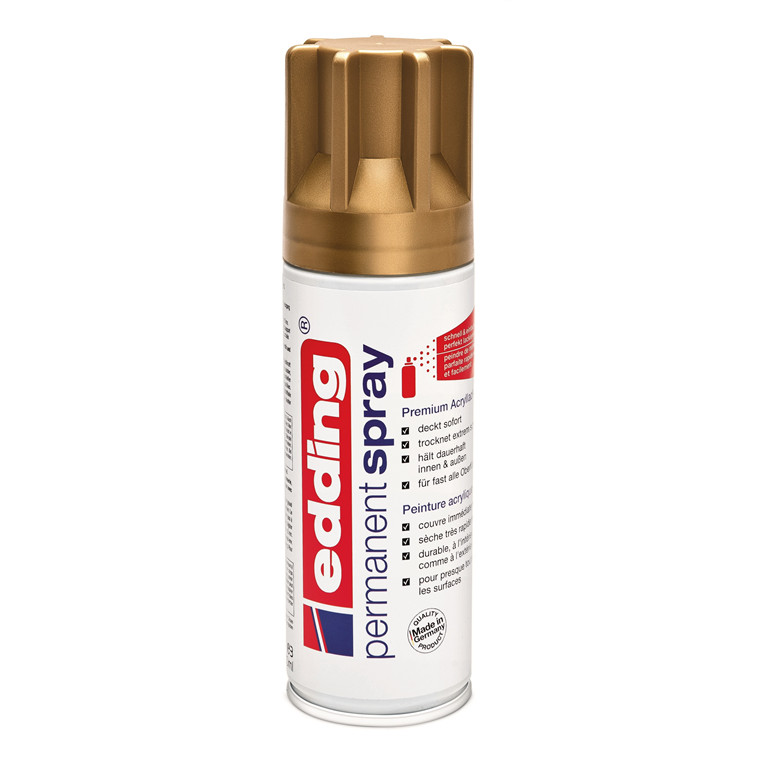 Spray Edding rich gold - 200 ml 924