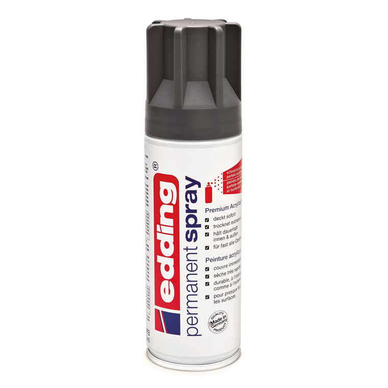 Spray Edding 926 anthracite mat - 200 ml