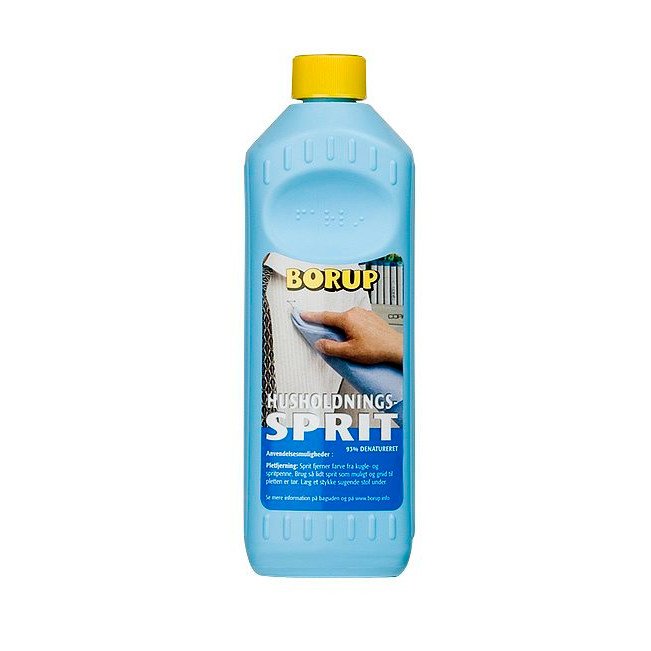 Borup Husholdningssprit 93% - 500 ml