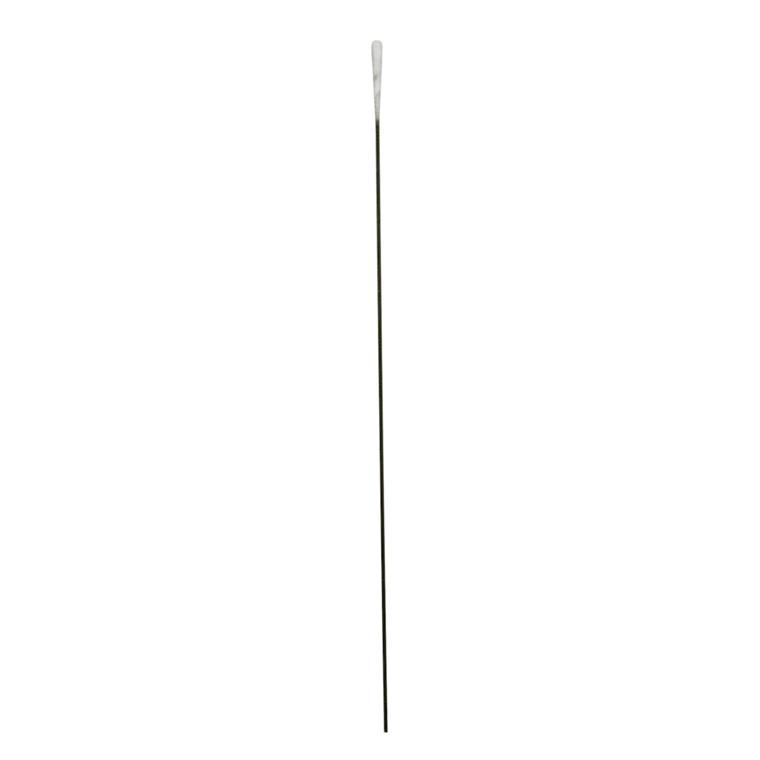 Stålvatpind, med vat i en ende, usteril, 15 cm,
