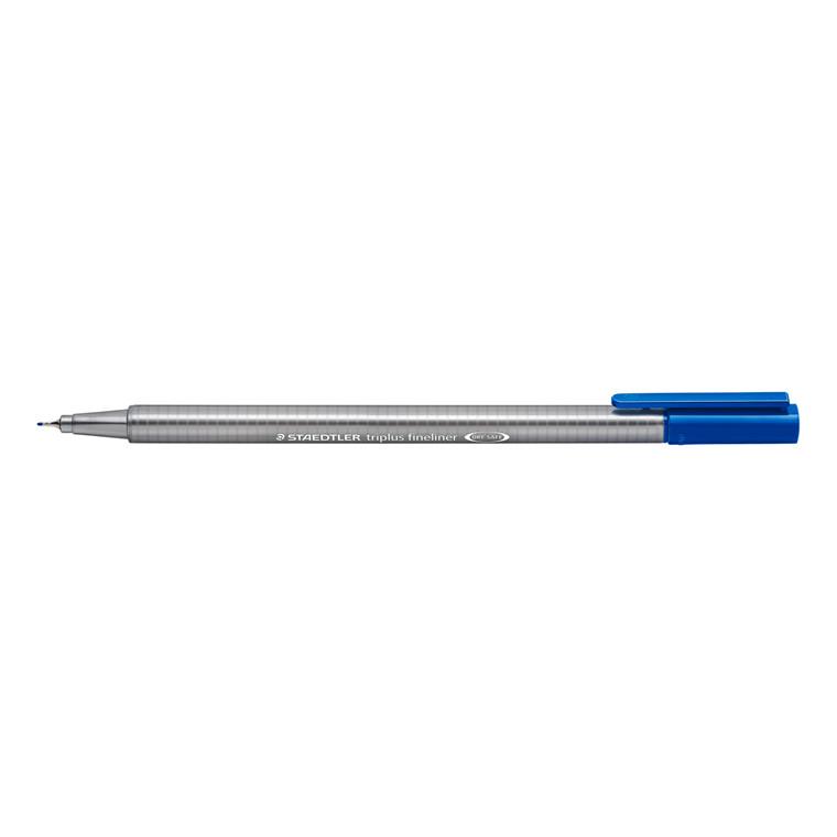 Staedtler Fineliner Triplus 0,3mm blå