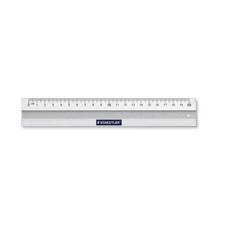 Staedtler Lineal aluminium 20cm