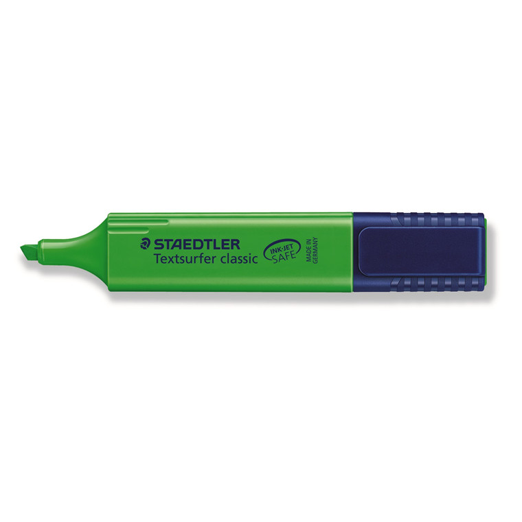 Staedtler Overstregningspen Textsurfer grøn
