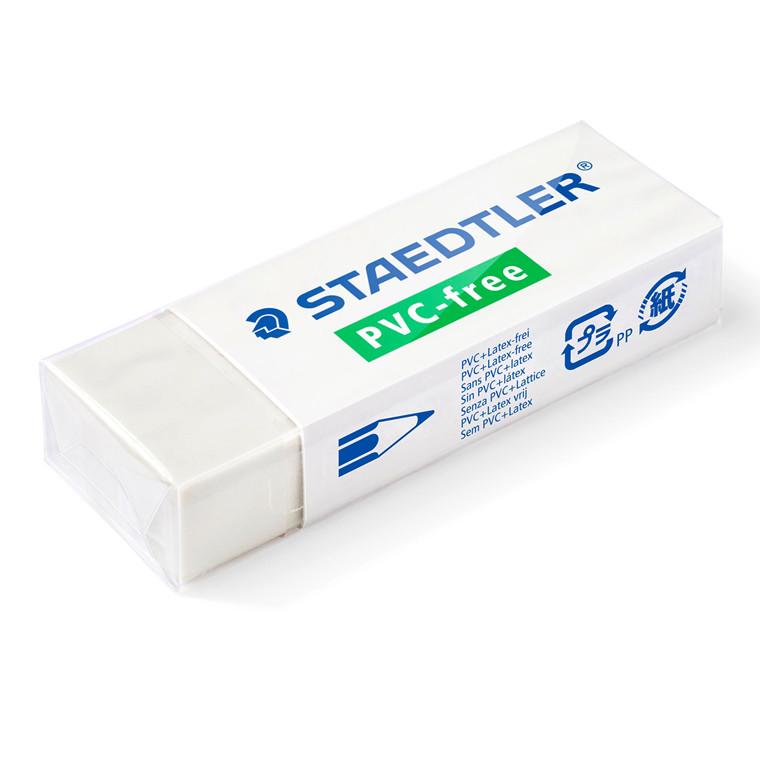 Staedtler Viskelæder PVC frit 65x23x13mm