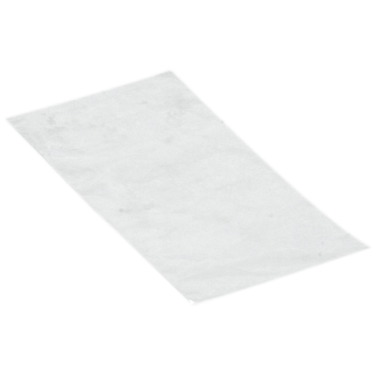 Standardpose, 4 l, klar, LDPE virgin, 20x40cm