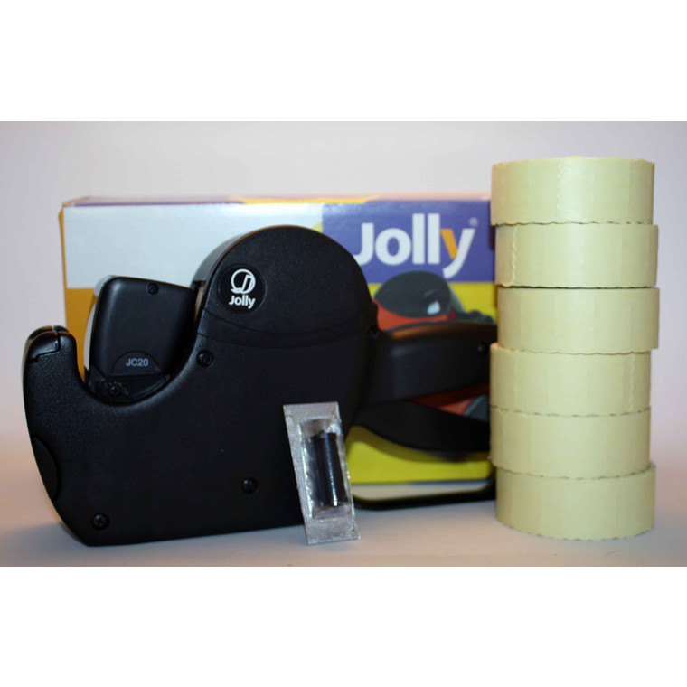 Startsæt - Jolly JC20 Prispistol