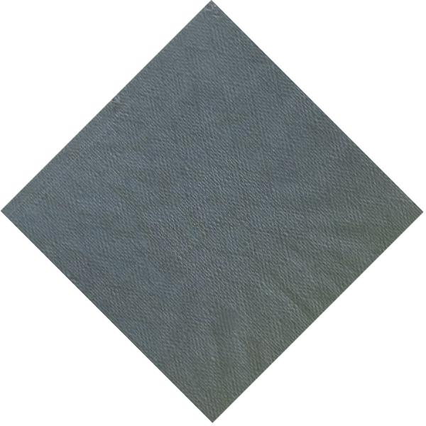 Stikdug papir med PE-belægning Antrasitgrå - 90 x 90 cm - 50 stk.