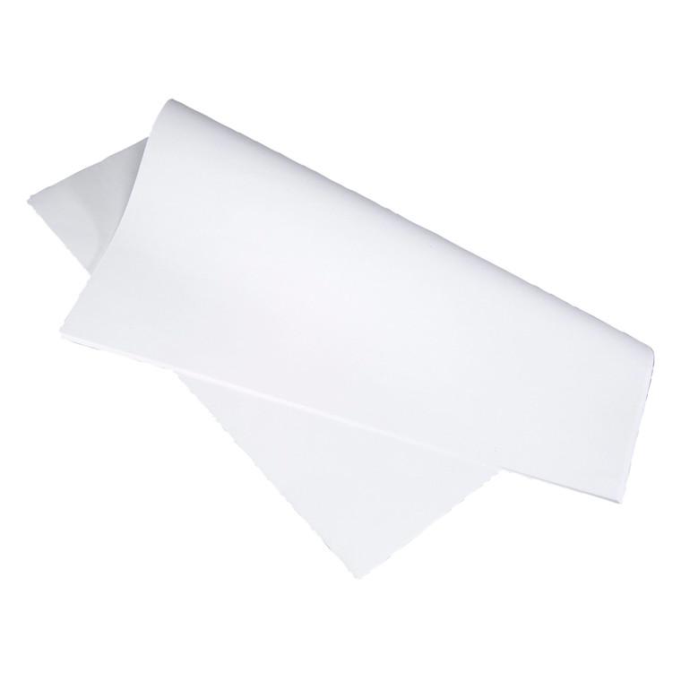Stikdug Galerie Art Natural hvid - 80 x 80 cm - 90 gram - 250 stk. i en pakning