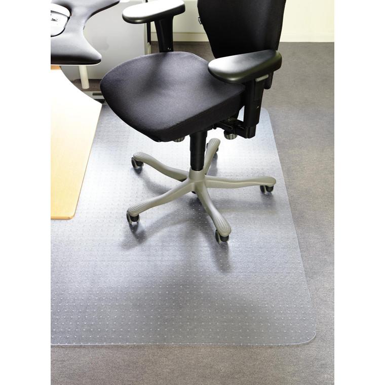 Underlag kontorstol med pigge - 100 x 120 cm Standard
