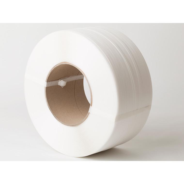 Strapbånd i tekstil træk - 16 mm Ø 76 mm 850 meter 490 kg