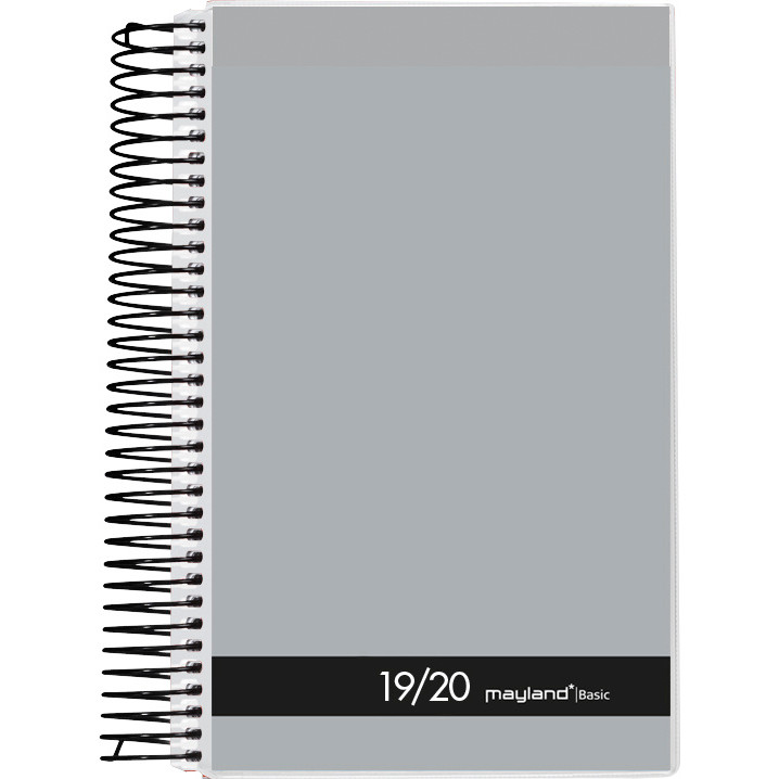 Studiekalender 19/20 Basic mini 8x12,6cm 1dag/side 20 8210 00