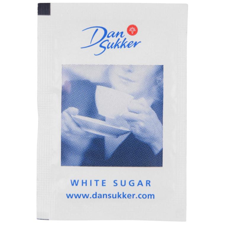 Sukker, Dansukker, i breve,