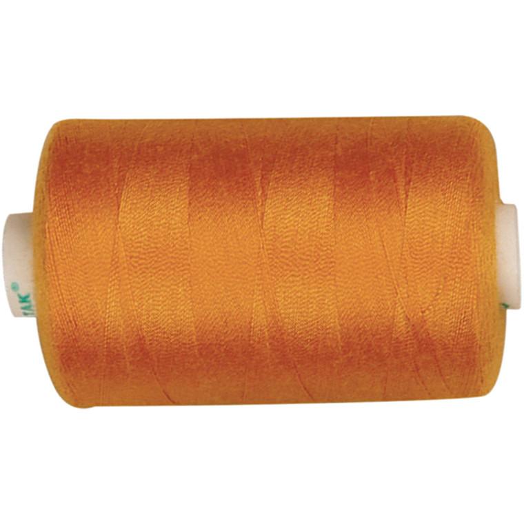 Sytråd gylden polyester | 1000 meter