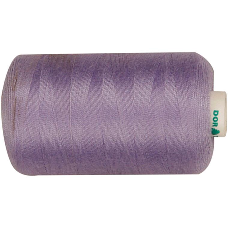 Sytråd, lilla, polyester, 1000 m