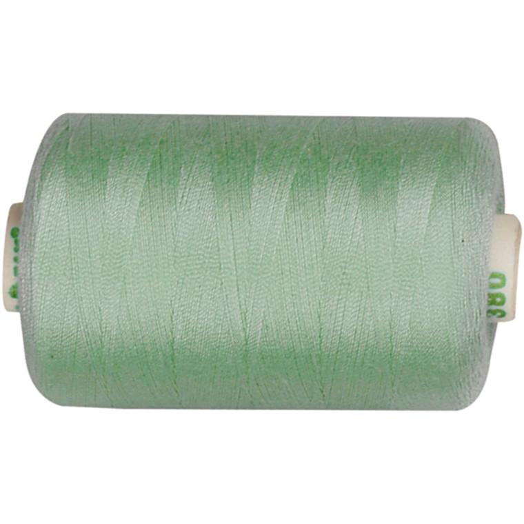 Sytråd mint grøn polyester | 1000 meter