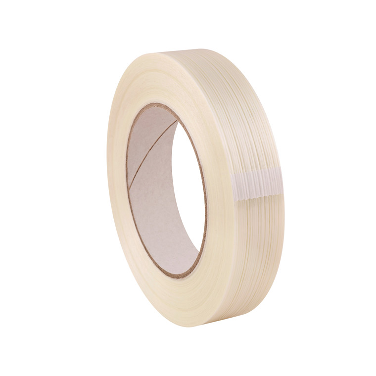 Tape krydsarmeret 75mmx50m 12rl/kar