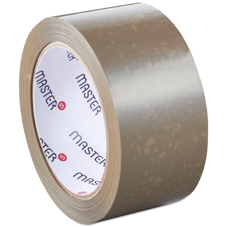 Tape Master'In PVC33 brun solvent 48mmx66m støjsvag