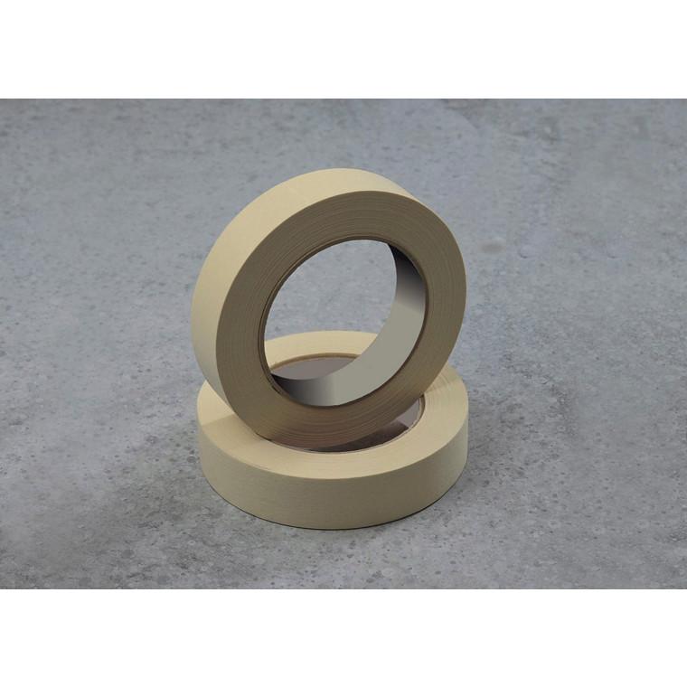 Tape papir til afdækning 60 grd - 25 mm x 50 meter
