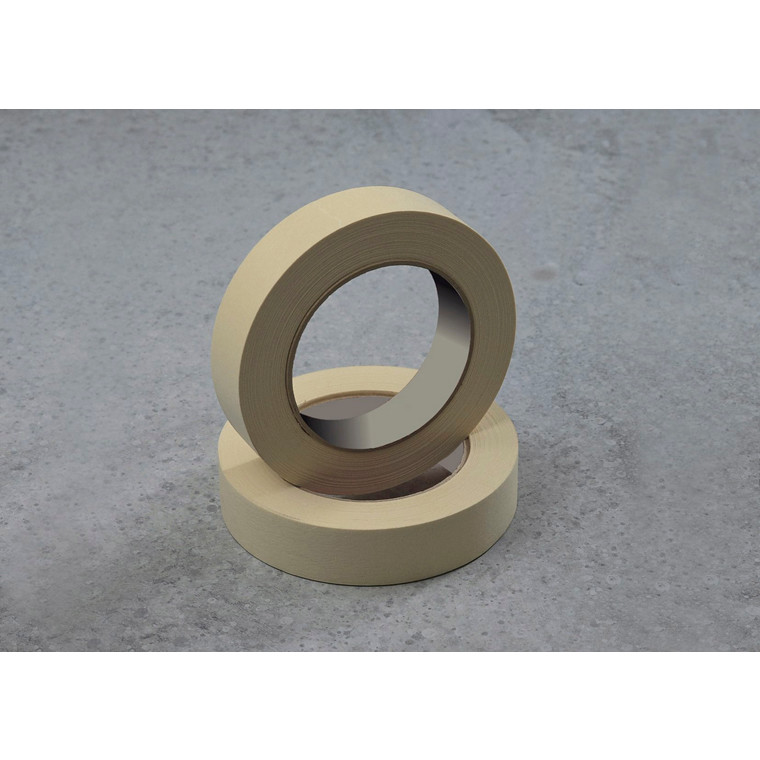 Tape papir t/afdækning 60grd 48mmx50m 24rl/kas