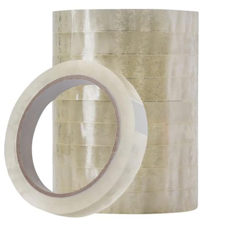 Tape PP Q-Line klar 15mmx66m