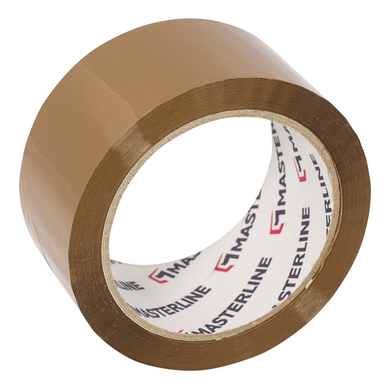 Tape PP28 acrylic brun - 48 mm x 66 m