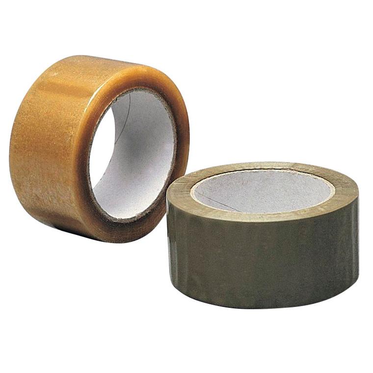 Tape PP28 acrylic klar støjsvag - 48 mm x 66 m
