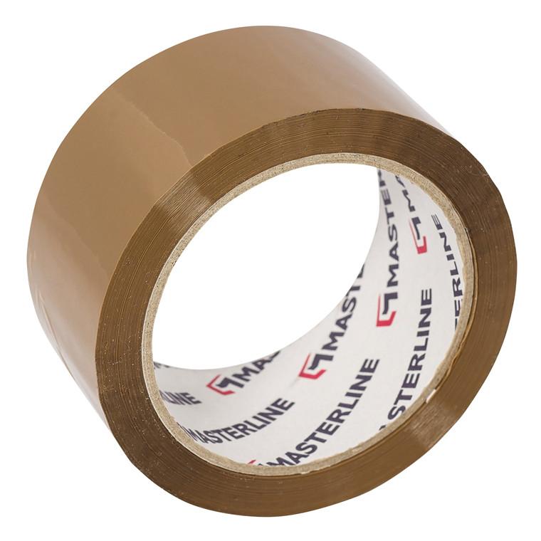 Tape PP28 S brun 48mmx66m 36rul/kar