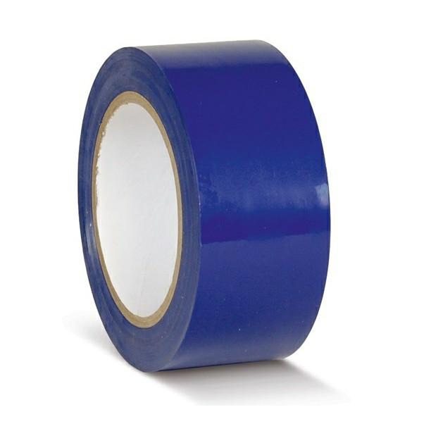 Tape PVC-s blå - 48 mm x 66 m