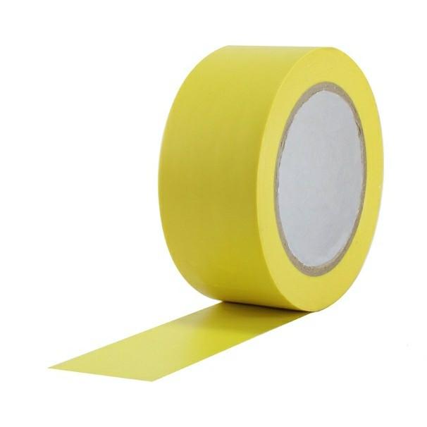 Tape PVC-s gul - 48 mm x 66 m