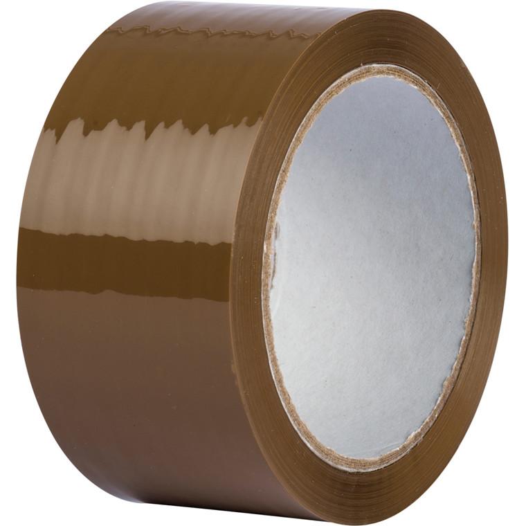 Tape PVC32-s brun 75mmx66m 24rl/kar
