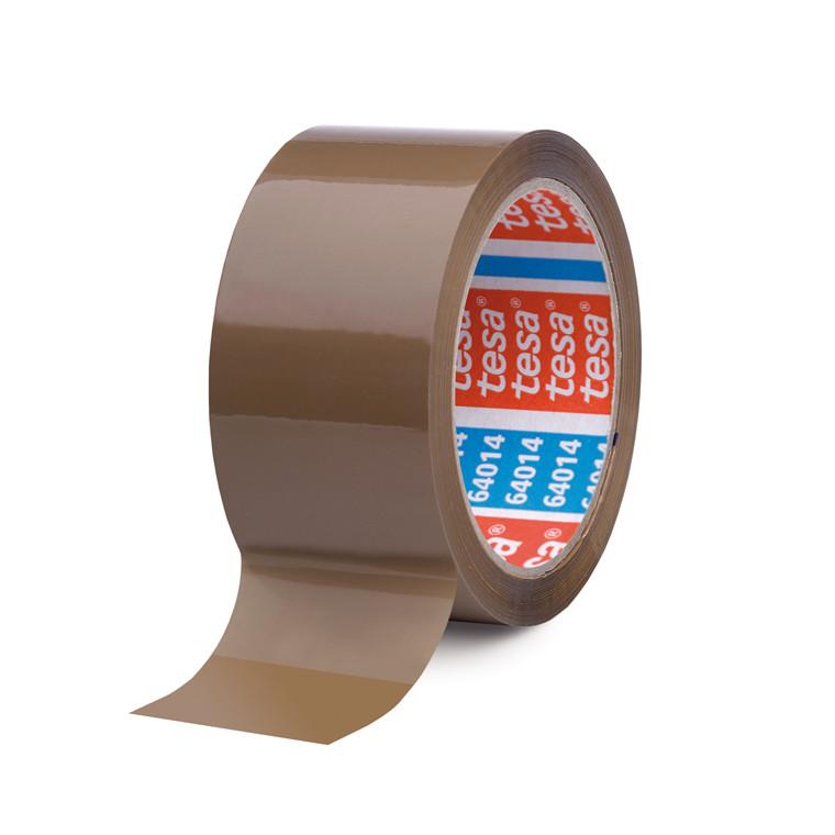 Tape tesa i brun 64014 akrylic - PP 50 mm x 66 meter
