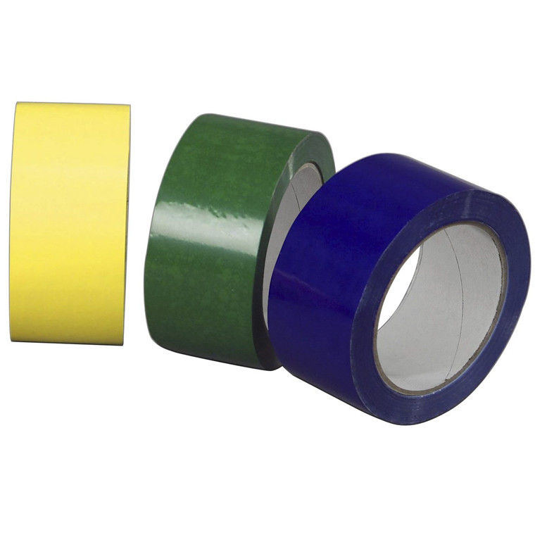 Tape tesa i gul PP - 19 mm x 66 meter 4289