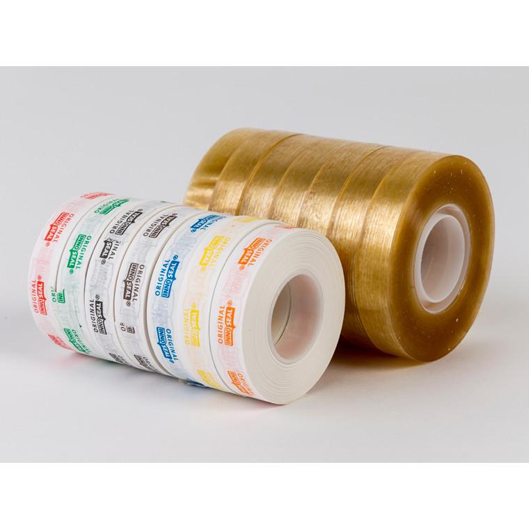 Tape+papir t/Novem Inno Sealer 7rul klar + 7rul papir/pak