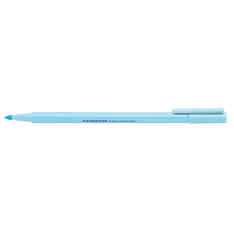 Tekstmarker STAEDTLER 362 Triplus 1-4mm Azurblå