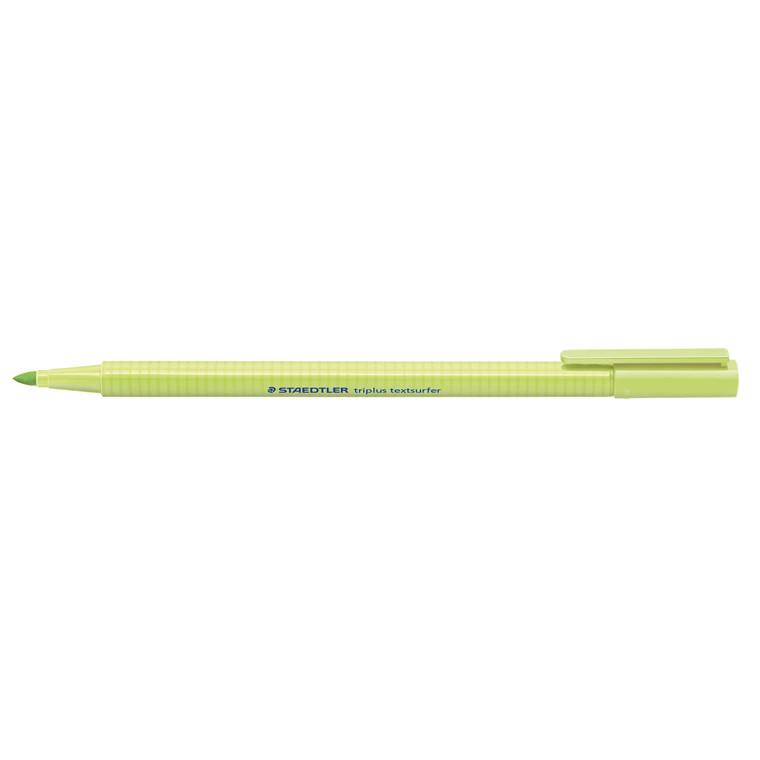 Tekstmarker STAEDTLER 362 Triplus 1-4mm Lime