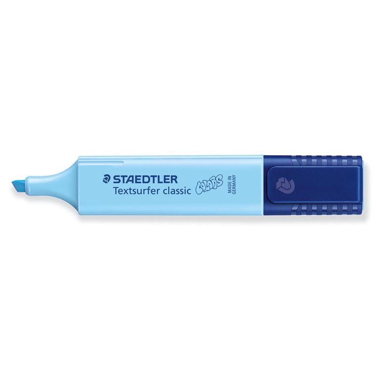 Tekstmarker STAEDTLER 364 vintage lys blå Textsurfer Classic