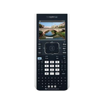 Texas Instruments Texas TI-Nspire CX II-T graphing calculator uk manual