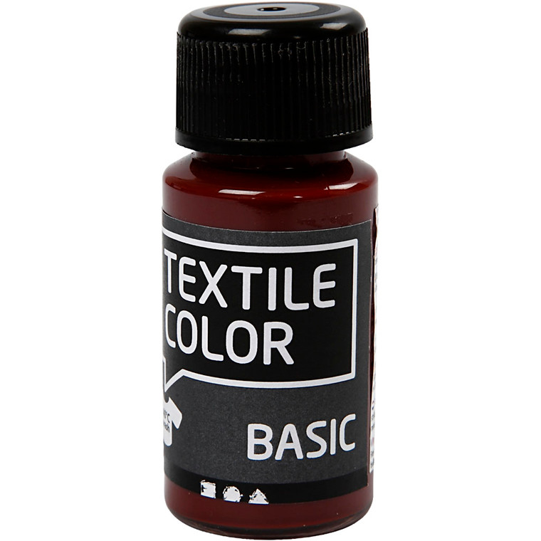 Textile Color, brun, 50ml