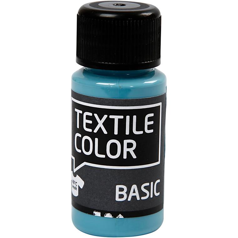 Textile Color, dueblå, 50ml