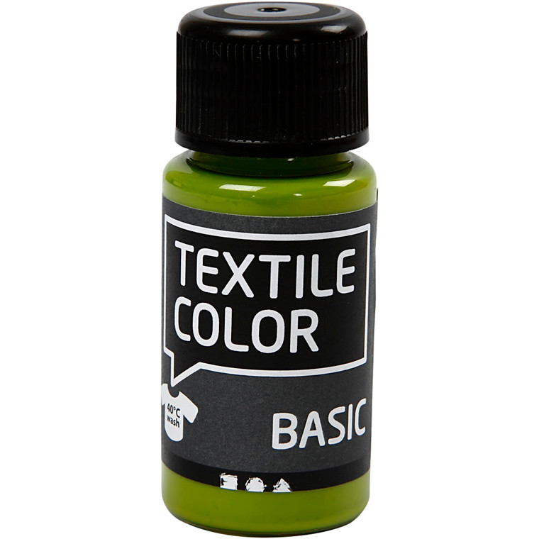 Textile Color, kiwi, 50ml